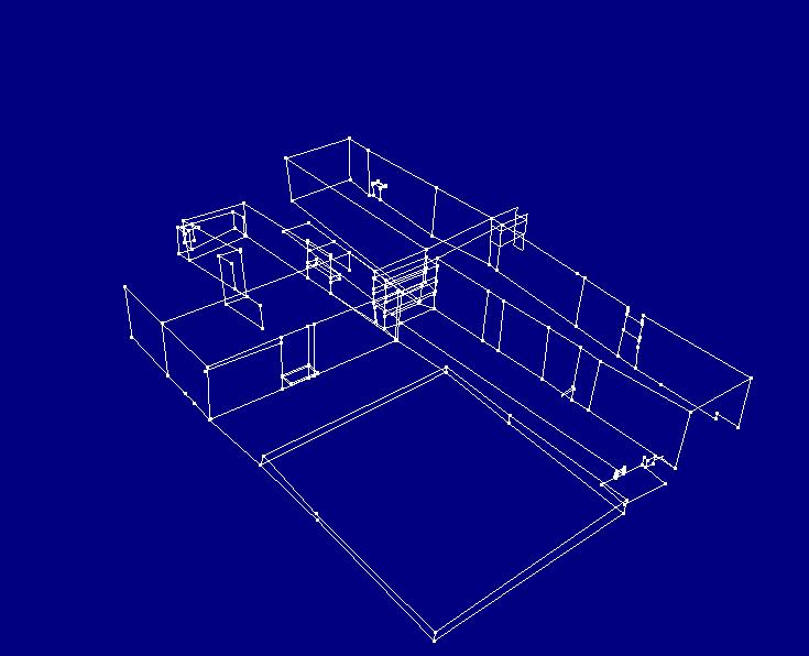 Virtual 3D Campus Modeling by Using Close Range Photogrammetry