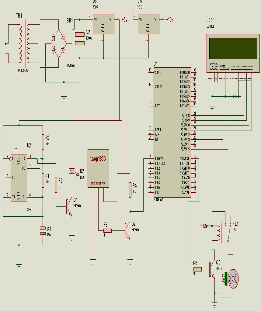 Complete Schematic Diagram