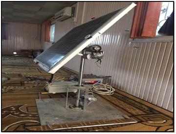 Dual Axis Solar Tracker Using Arduino Code
