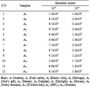 Molecular Characterization of Bacterial Isolates and