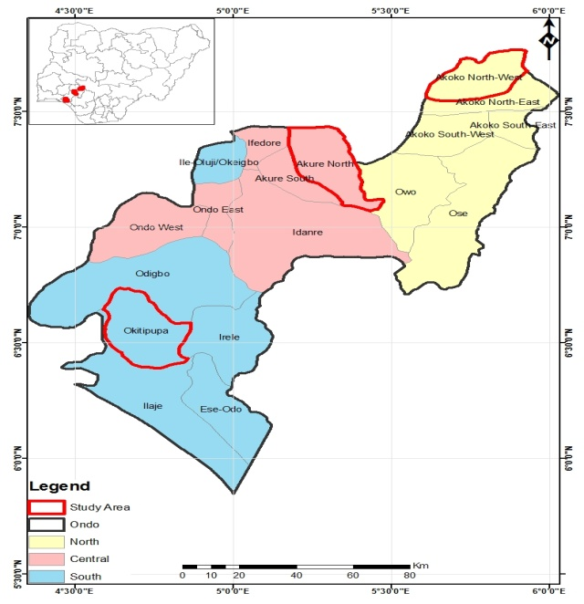 ogun state map with Figs on 3 furthermore Yobe State Zip Code Map besides Figs also The Violent Road Nigeria South East furthermore 2 6401346 49592.