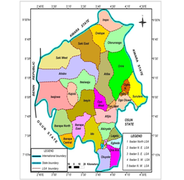 Figures Index Rainwater Harvesting In Ibadan City Nigeria Socio Economic Survey