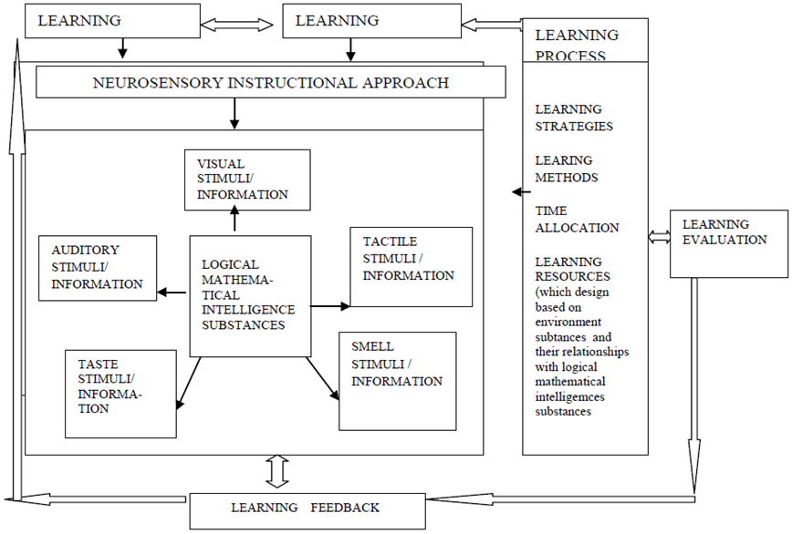 Diagram 5 Neurosensory Instructional Approach In The Form Of