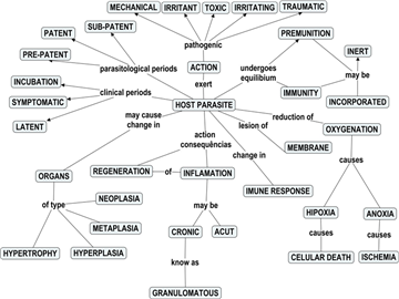 Microbiology Concept Map.Teaching Parasitology With Concept Maps In Laboratory Lessons For