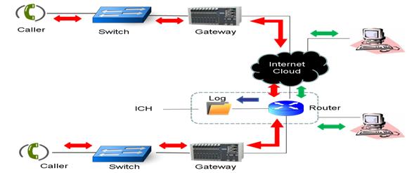 Identification of Hidden VoIP (Grey Traffic)