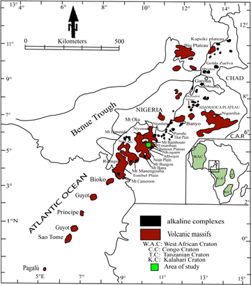 Figures index transitional basalts and eruptive dynamisms around location of the study area green square along the cameroon volcanic line adapted after 6 location of seamounts after 7 ccuart Image collections