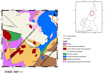Mapping Hydrothermal Alteration Targets from Landsat 8 OLI/TIRS and
