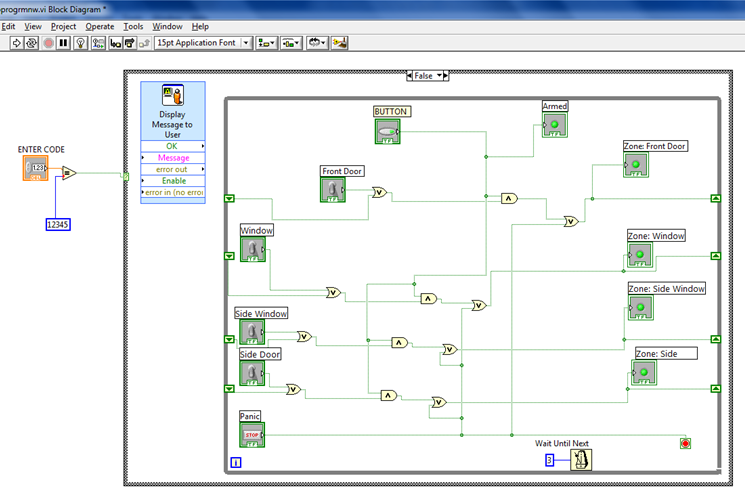 fig4 importance of home alarm system based on labview software labview wiring diagram at soozxer.org
