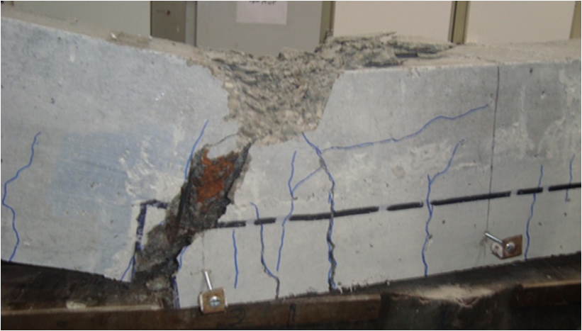 Flexural Behavior Of Post Tensioned Beams Damaged By