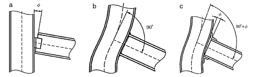Structural Performance of Isolated Steel Beam-to-Column