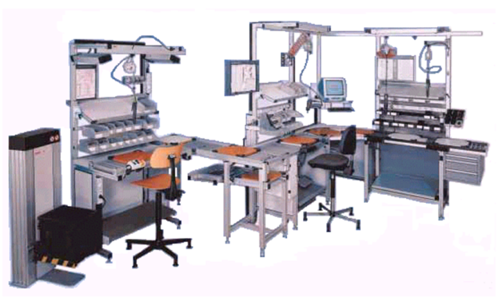 Reconfiguring Of Manual Workstations Designated For