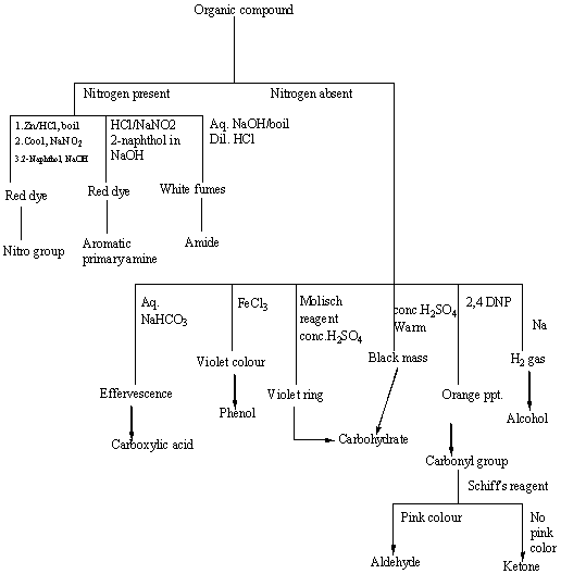 Organic Chemistry Concept Map.Concept Maps In Organic Chemistry Practicals