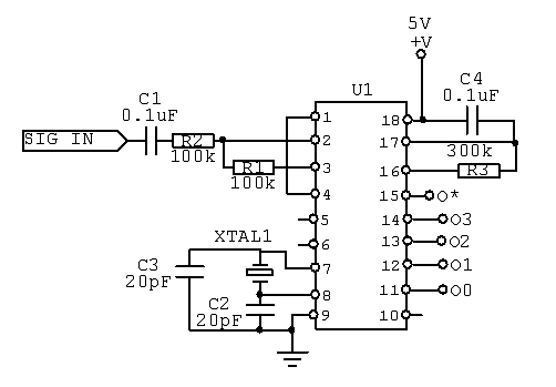 figure 3 circuit diagram of dtmf decoder design and development rh pubs sciepub com mt8870 dtmf decoder circuit diagram dtmf decoder circuit diagram explanation